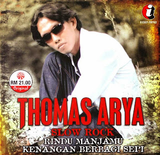 Thomas Arya - Rindu Manjamu MP3