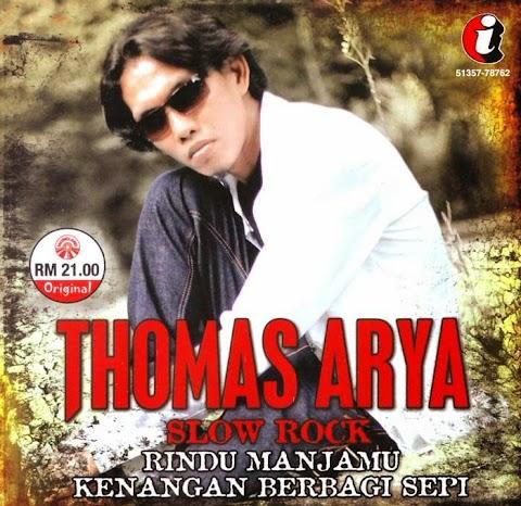 Thomas Arya - Rindu Manjamu MP3