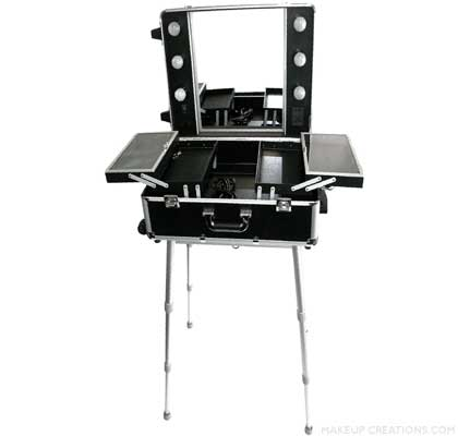 beauty fix my view on rolling makeup cases from dance moms. Black Bedroom Furniture Sets. Home Design Ideas