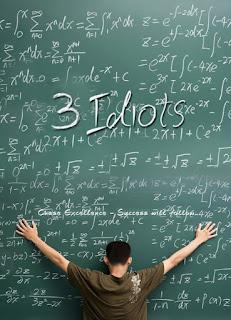 3 Idiots Cover: Cara Belajar Efektif dan Mudah Paham