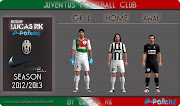 PES 2012 PC: UNIFORME DA JUVENTUS 2012/2013