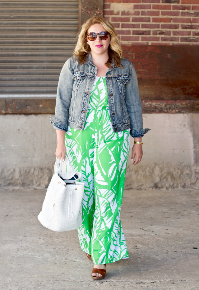 Styling the Island Print Jumpsuit