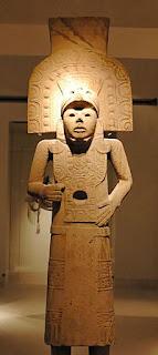 estatua huasteca