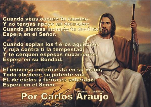 Poemas Cristianos De Dios