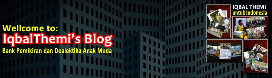 Iqbal Themi Personal Blog