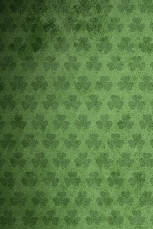 Happy St. Patrick's Day iPhone Wallpaper 4
