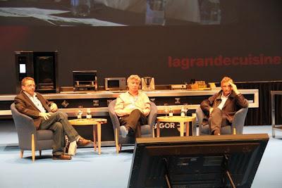 Michel y Sebatien Bras . Blog Esteban Capdevila