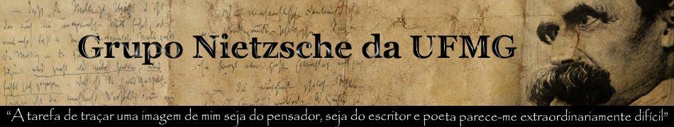 Grupo de Estudos Nietzsche - UFMG