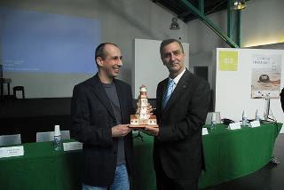 Apresentação do Troféu - Festival  Finisterra 2012