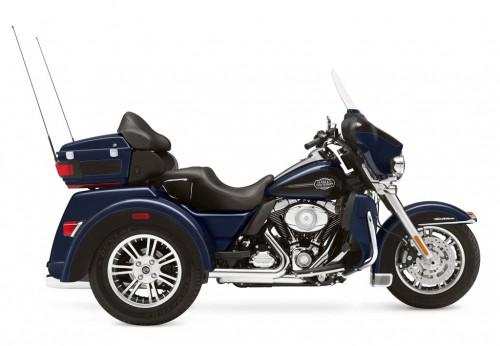 2012 Harley Davidson Tri Glide Ultra Classic