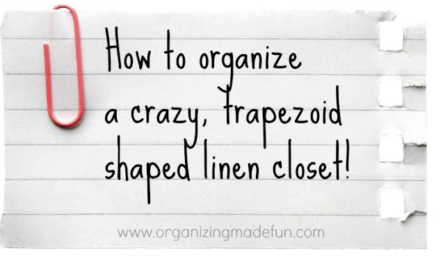 trapezoid closet odd shape crazy