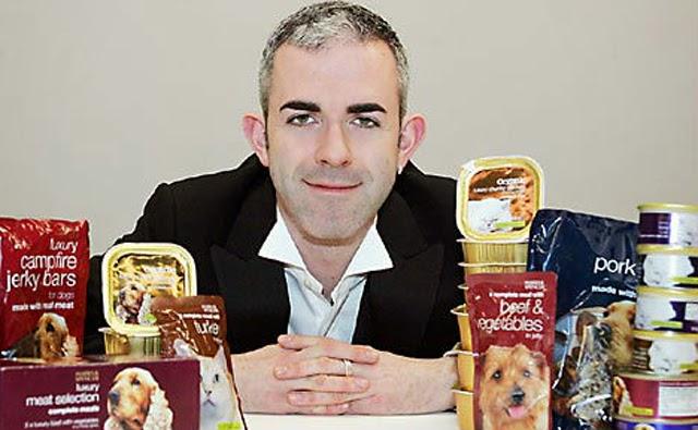 نتيجة بحث الصور عن متذوق طعام الكلاب