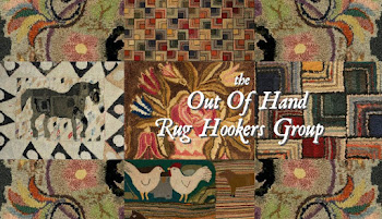 Out of Hand Rug Hookers Group