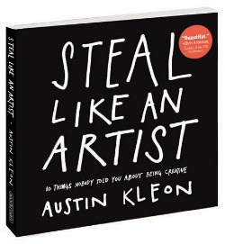 steal+like+an+artist 3 New Pop Culture Books