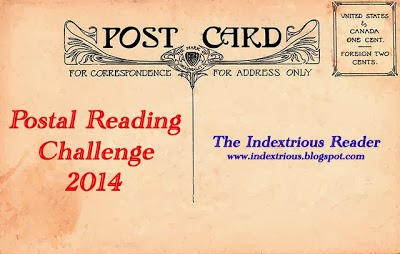 Postal Reading Challenge 2014: Gateway to Links