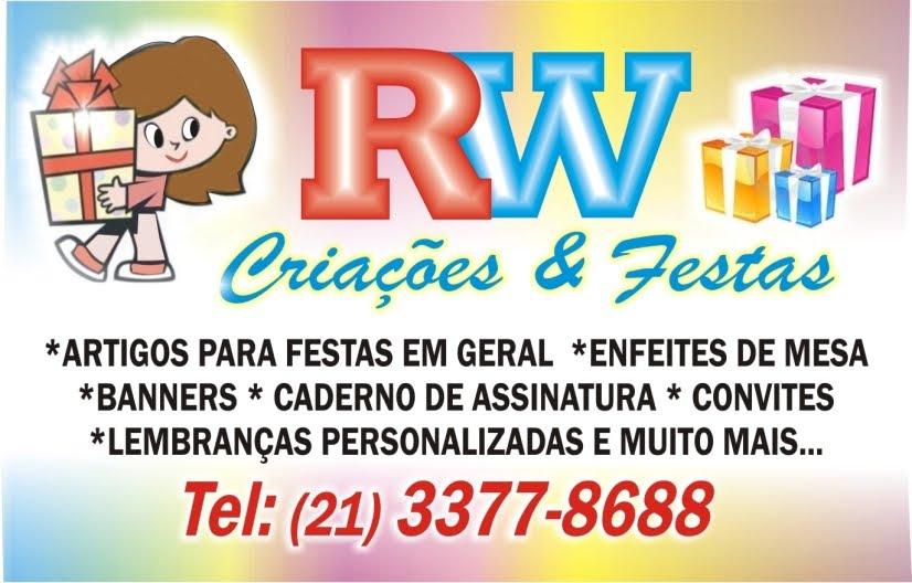RW Criações e Festas