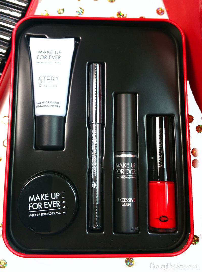 Gift Guide 2016 Make Up For Ever Artistic Essentials HD Powder