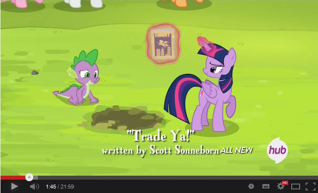 My Little Pony: Friendship is Magic - Trade Ya!