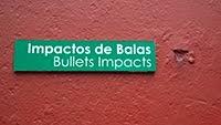 BULLETS IMPACST TREN BLINDADO