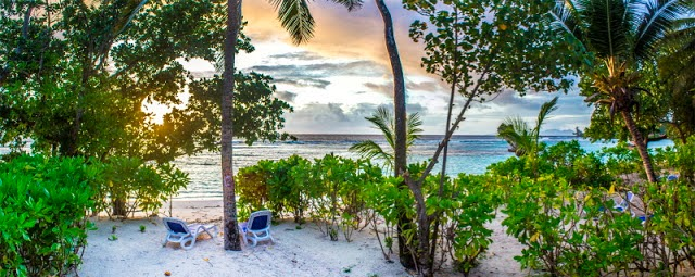 Sunrise at Hilton Labriz, Silhouette, Seychelles © nikigowerphoto.com
