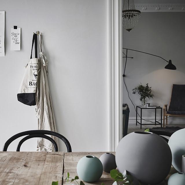 a house to love @ Gothenburg  .  the round button blog