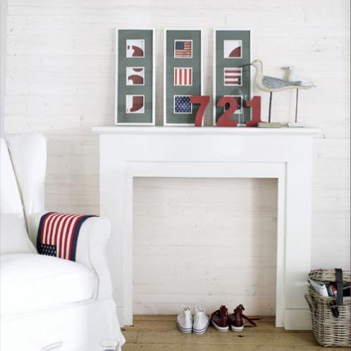 Urban home sweet home el encanto de las chimeneas aunque - Chimeneas decorativas falsas ...