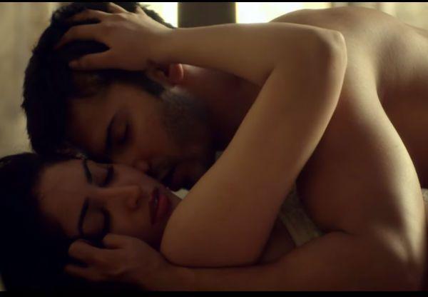 Yami Gautam Love Scene