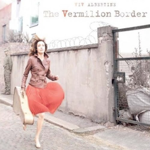 Viv Albertine: 'The Vermillion Border'