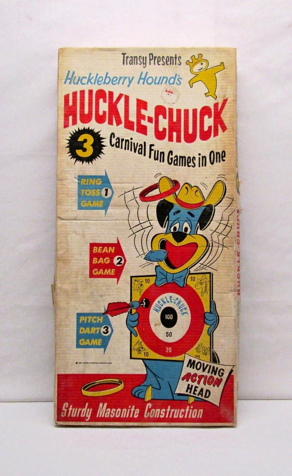 Yowp Play With Huck