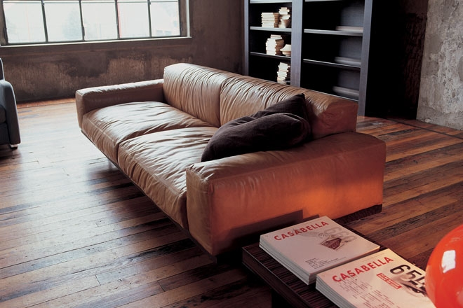 mid century modern leather couch. Another Leather Sofa With A More Mid Century Modern Style. This Tribeca It\u0027s Steel Frame And Boxy Cushions Are Both Classic Comfortable. Couch 3