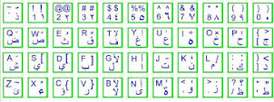 Keyboard Arabic 2 - Ketik Bhs Arab