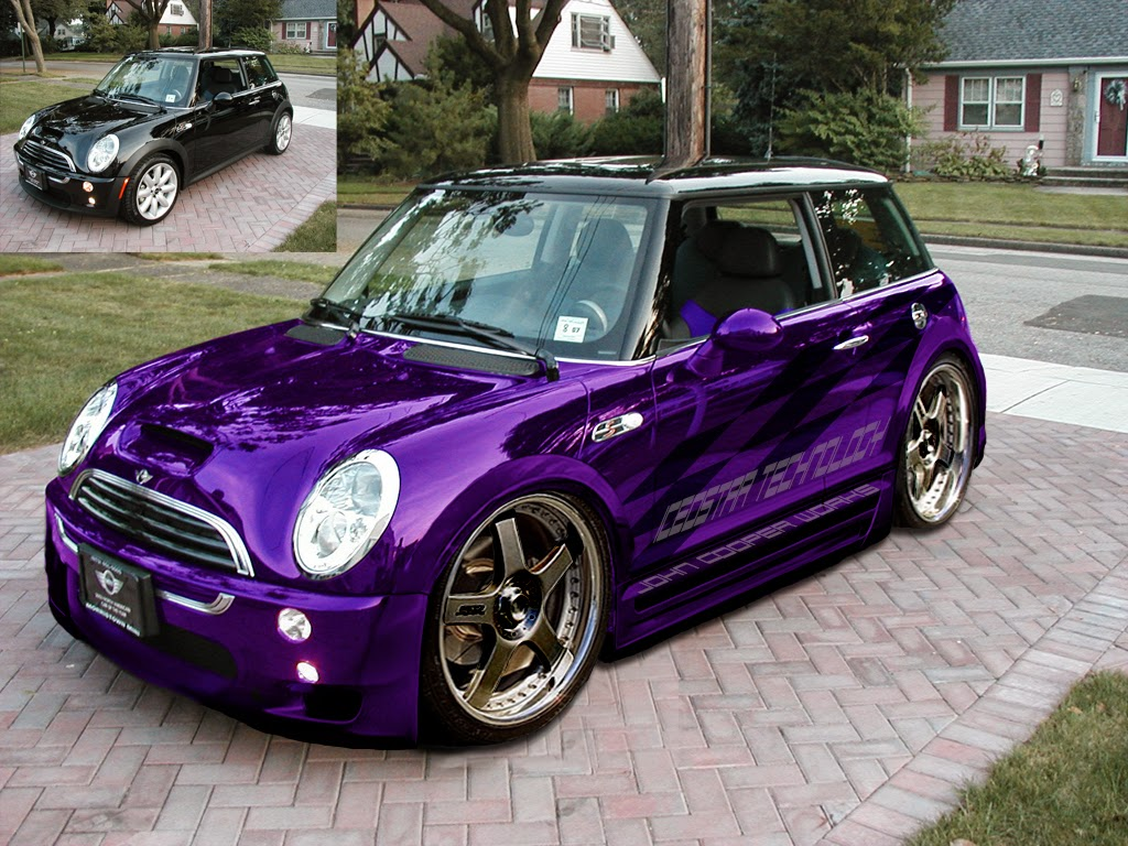 Tricked Out Mini Cooper | www.imgkid.com - The Image Kid ...
