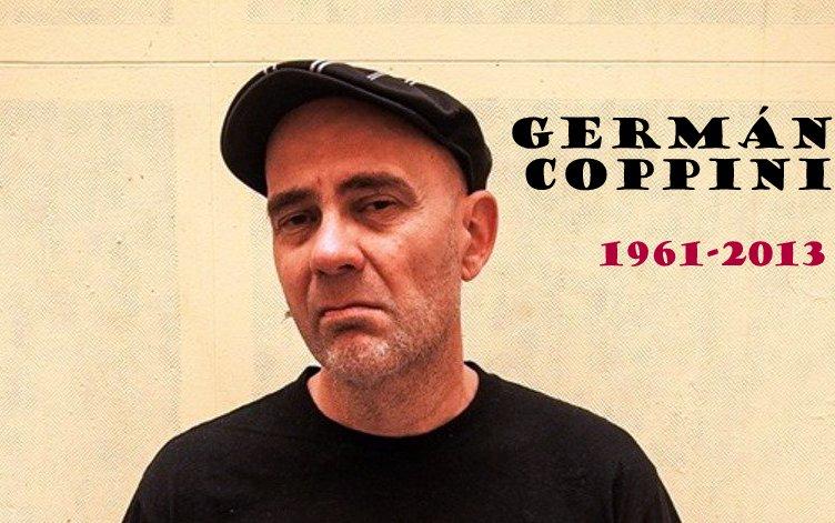 Fallecimiento del músico Germán Coppini