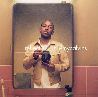 #MYCALVINS 2016 instagram social media calvin klein fashion week new york kendrick lamar melbourne