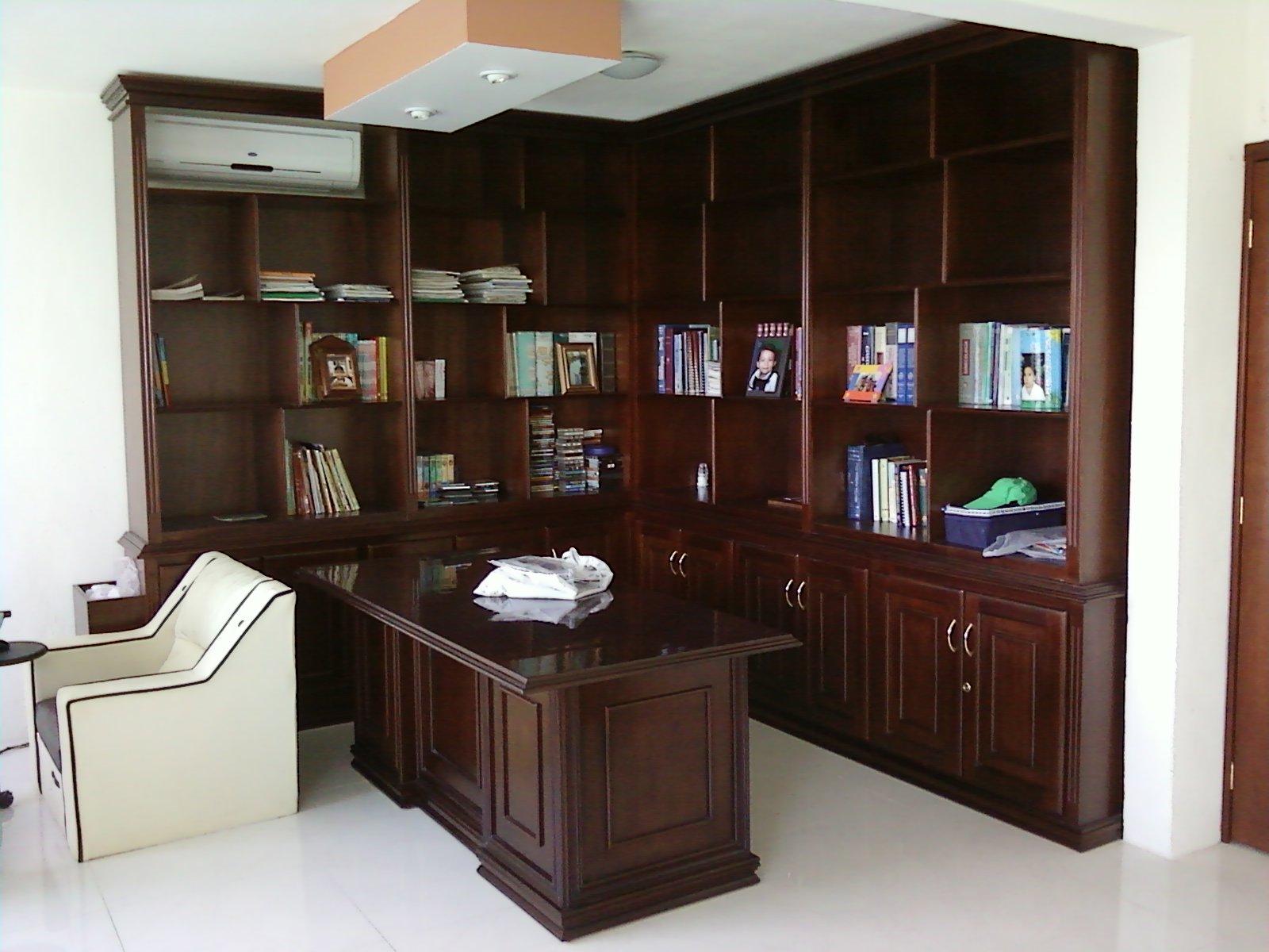 Marzo 2013 carpinter a general for Libreros para oficina