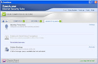 ZoneAlarm Internet Security Suite - screenshot 4