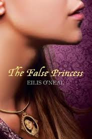 image: THE FALSE PRINCESS- Mystery book review