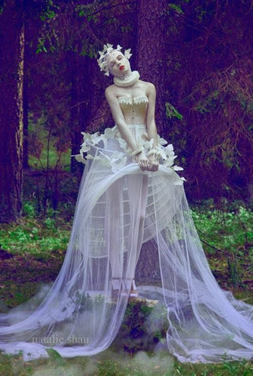 Natalie Shau fotografia photoshop fashion surreal
