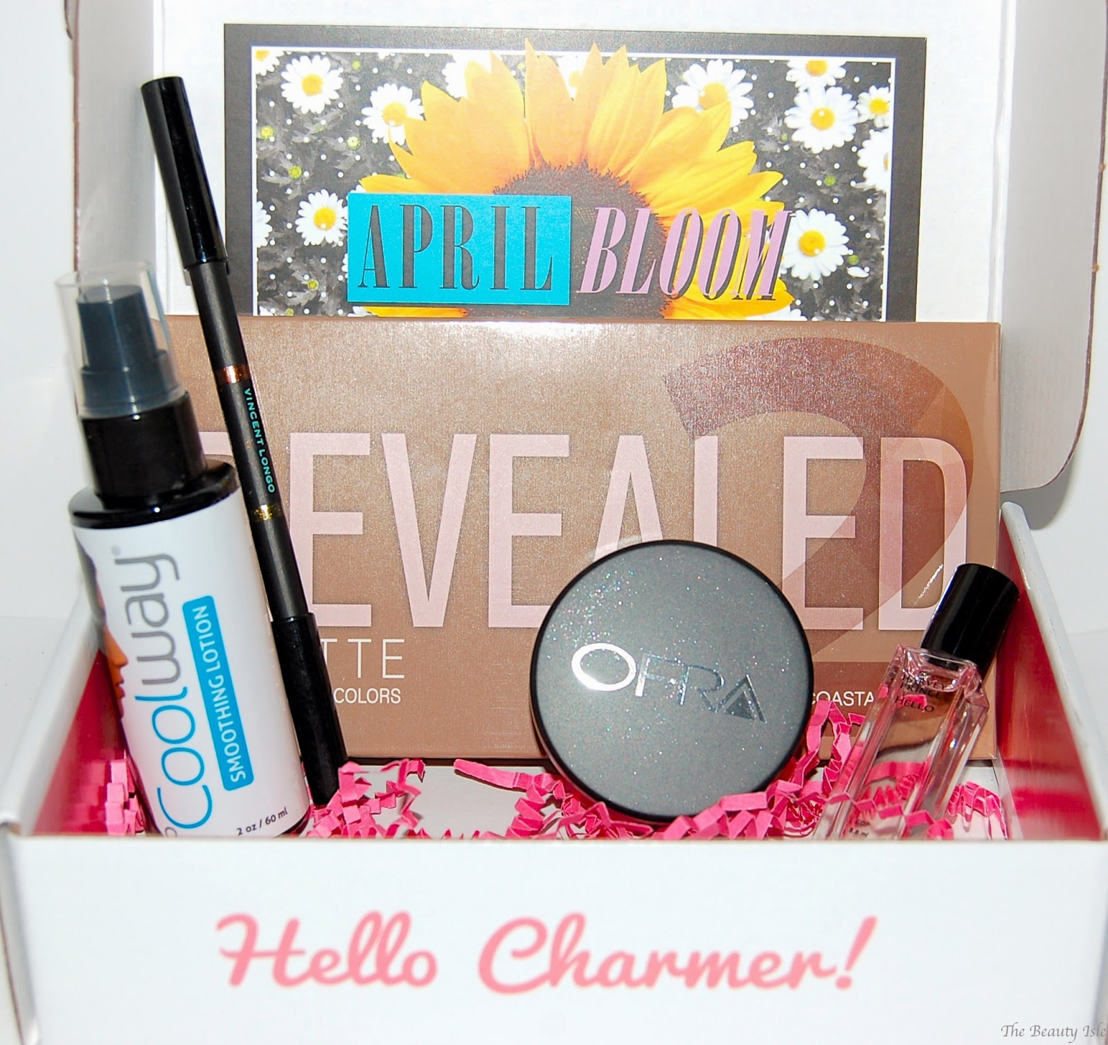 April Boxycharm Box