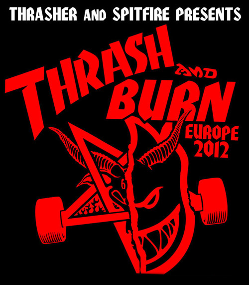 ZERO6 arte/desordem [art/mess]: Thrasher and Spitfire ...