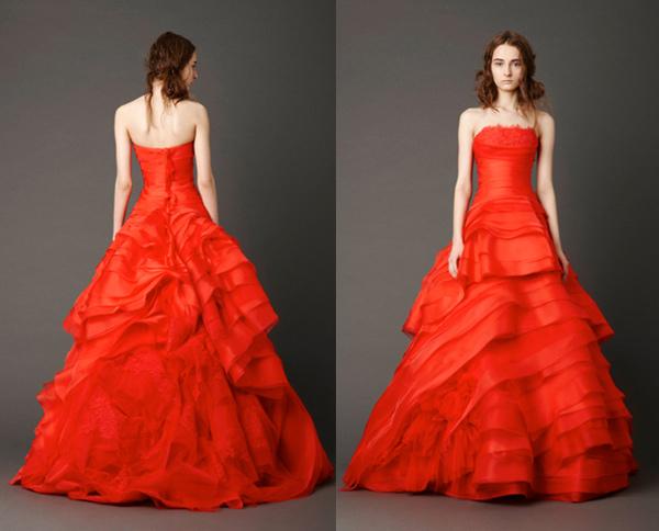 Brautkleider 2013 Mode Trend - Beste Brautkleide