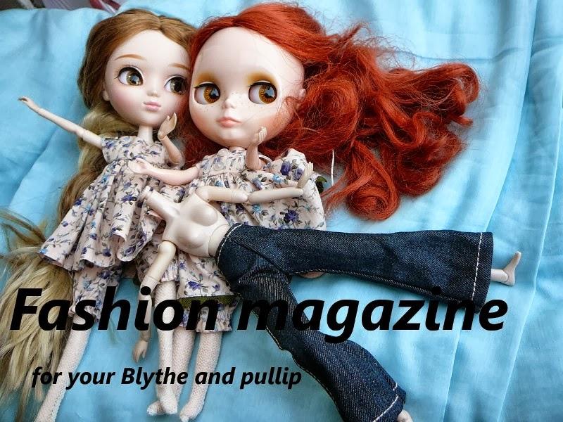 Mi blog para blythe y pullip