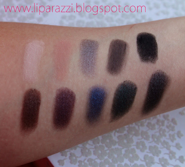 Review: Urban Decay Smoked Palette