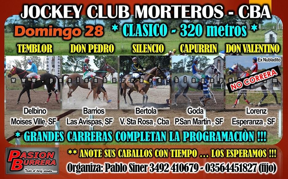 MORTEROS 28 - 320