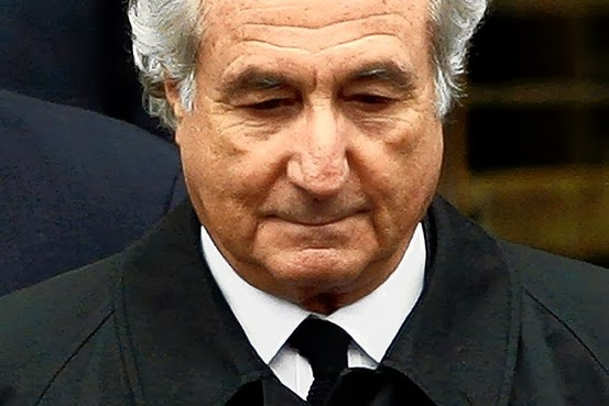reflection paper on bernie madoff