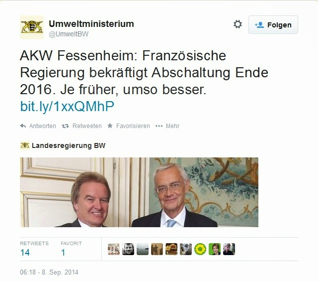 Ministerium für Umwelt, Klima und Energiewirtschaft Baden-Württemberg