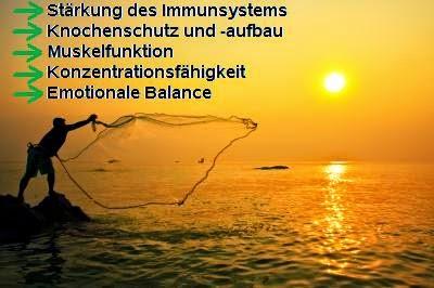 Vitamin D Tagesbedarf