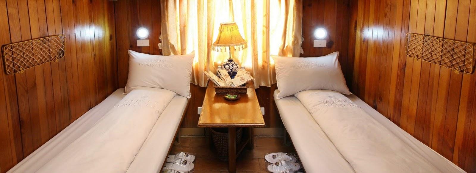 Hanoi To Sapa Train