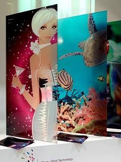 El blog del ba o mamparas decoradas con impresi n vitrificada for Mamparas decoradas