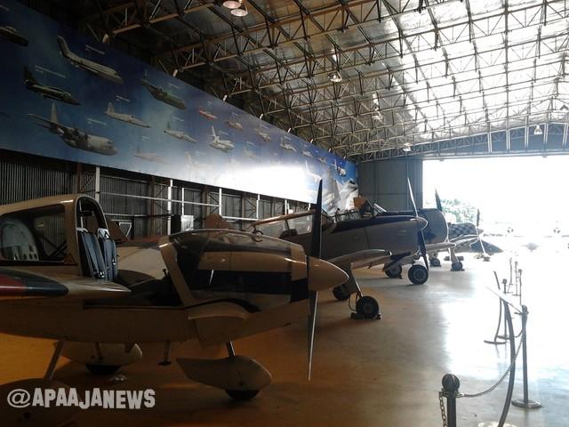 hangar muzium tudm